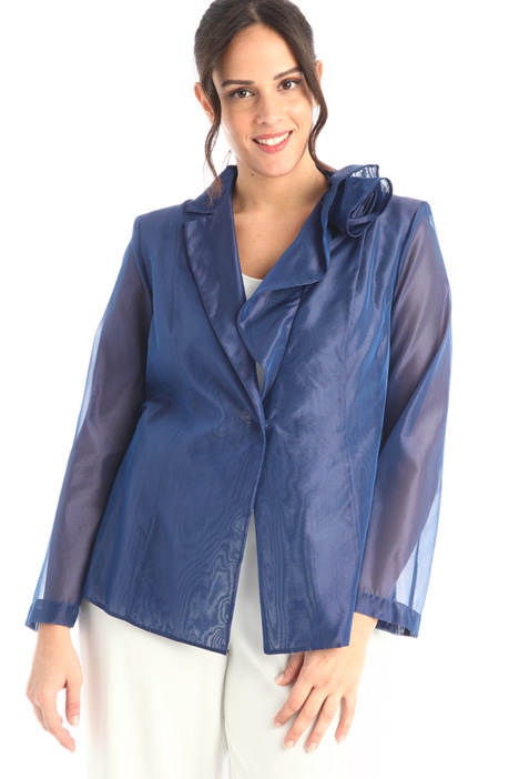 Light organza blazer Intrend