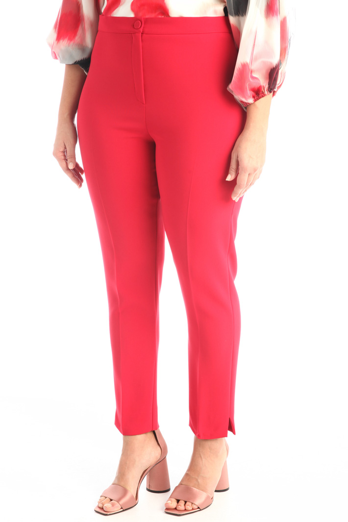 Cigarette cady trousers Intrend