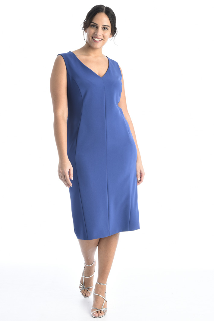 Compact cady dress Intrend