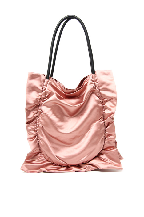 Satin shopper  Intrend