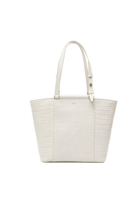Shopper in pelle stampa cocco Intrend
