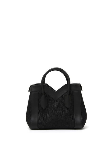 Bag with V cut Intrend