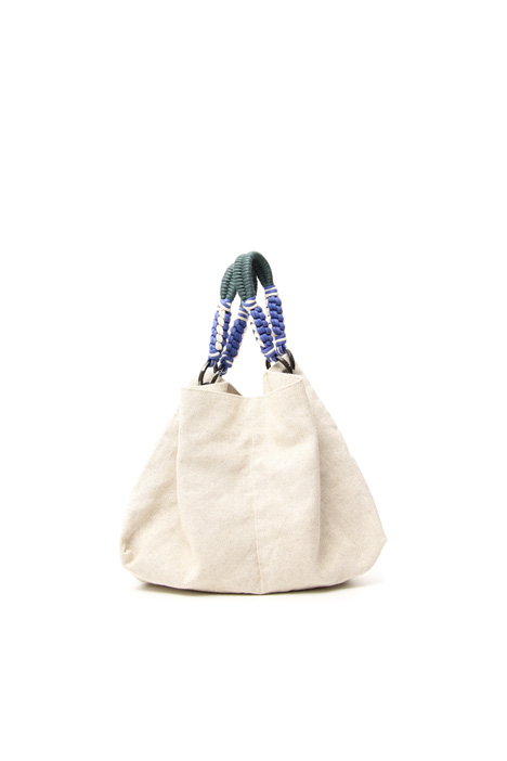 Cotton canvas hand bag Intrend