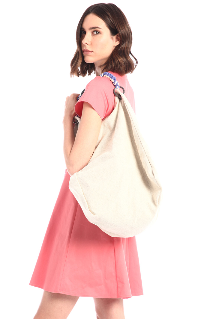 Maxi cotton bag Intrend