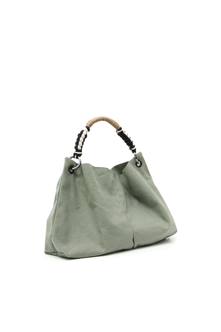 Canvas hand bag Intrend