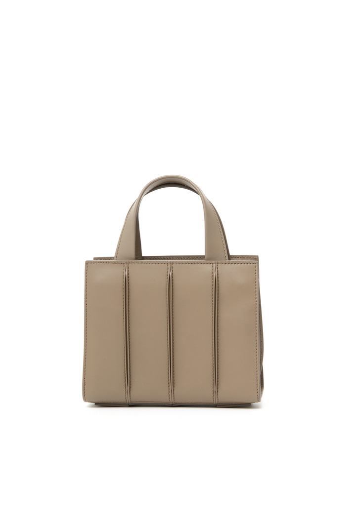 Small leather bag Intrend