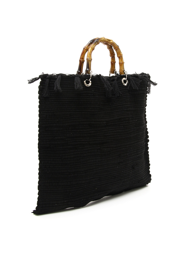 Woven cotton bag Intrend
