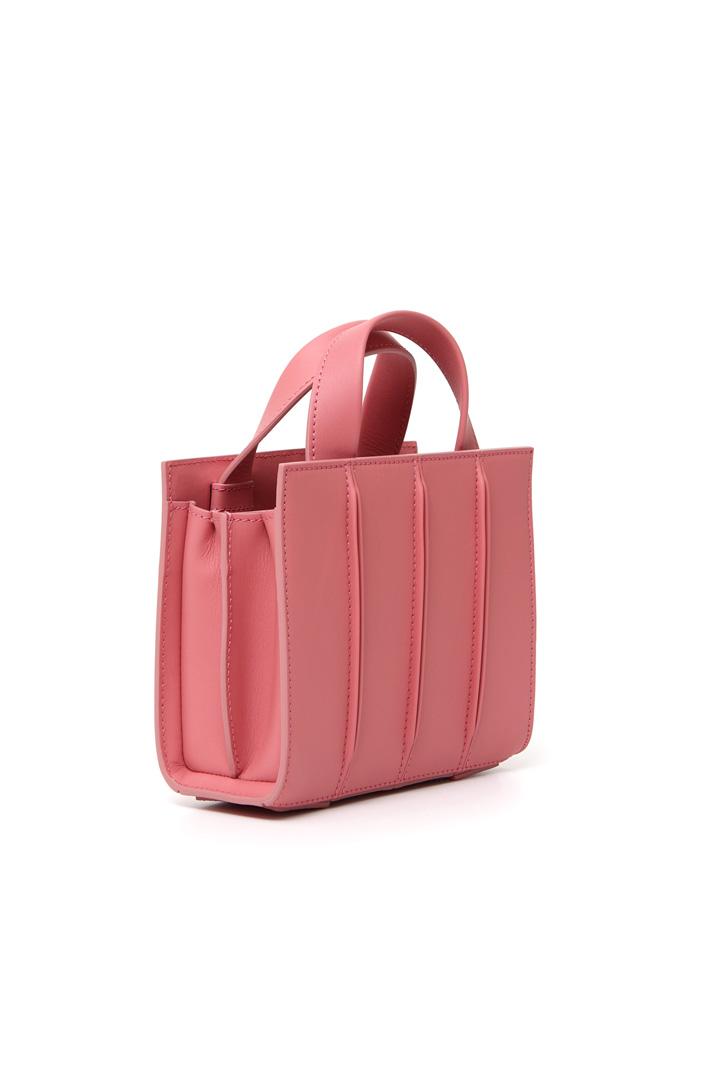 Pleated mini bag Intrend