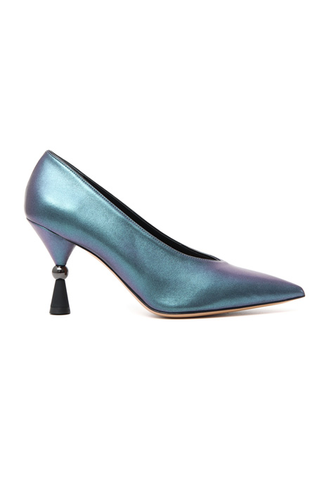 Pumps with hourglass heel   Intrend