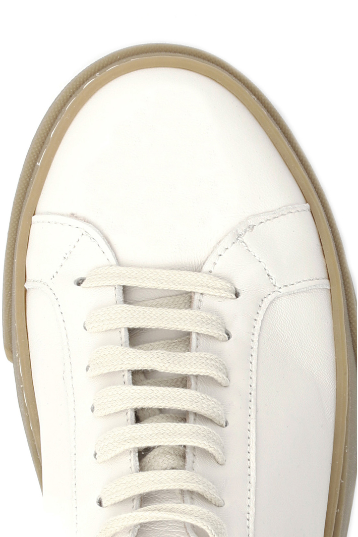 Leather sneakers Intrend