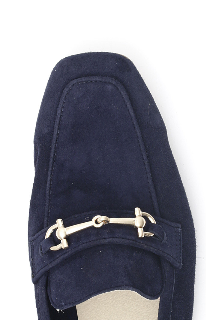 Buckle detail moccasin Intrend