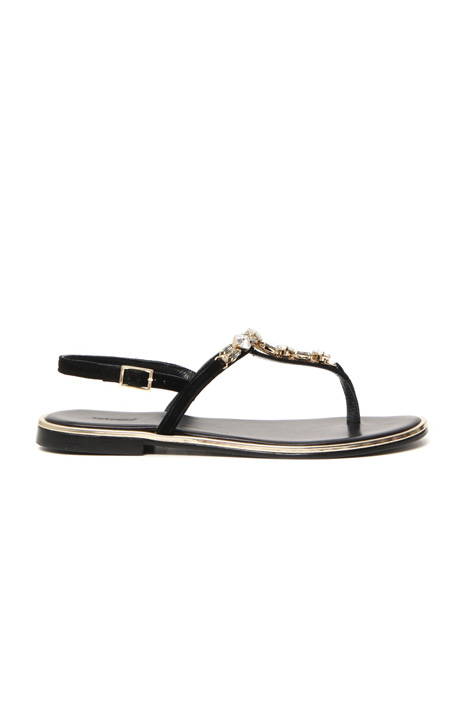 Jewel sandals Intrend