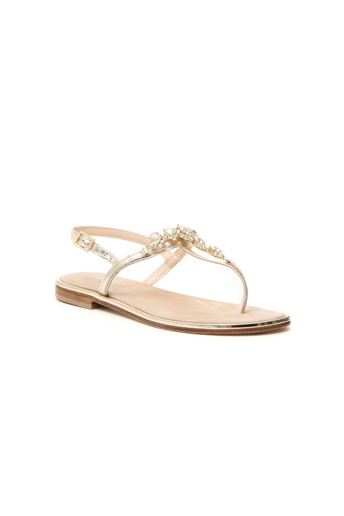 Jewel sandals Intrend