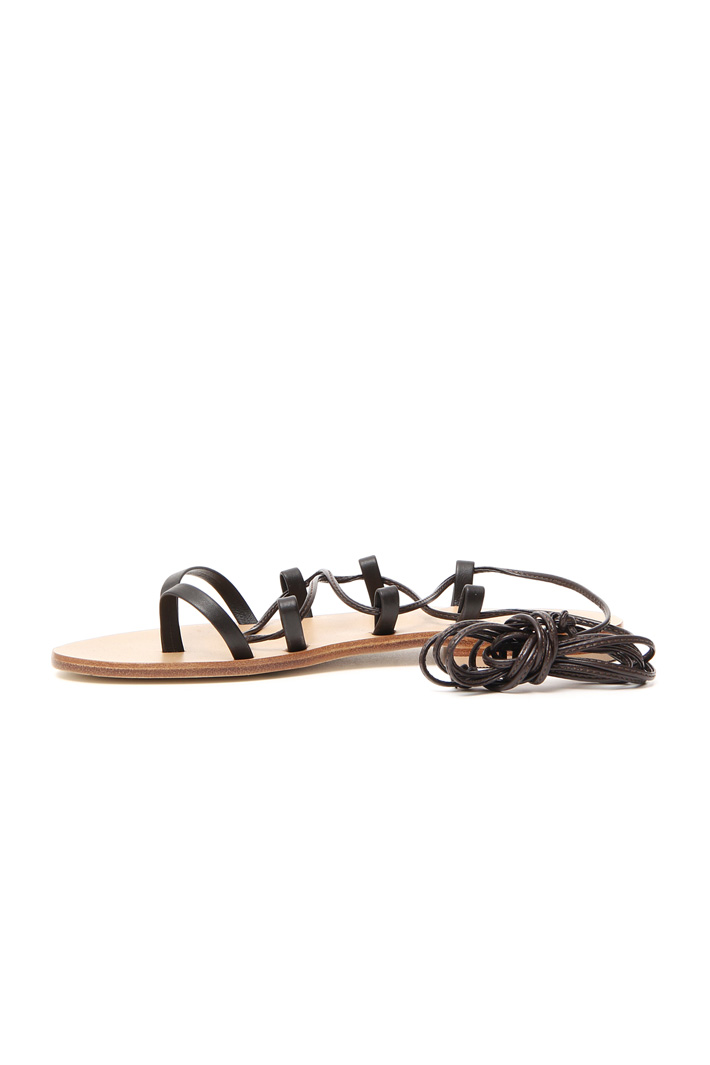 Lace-up sandals Intrend