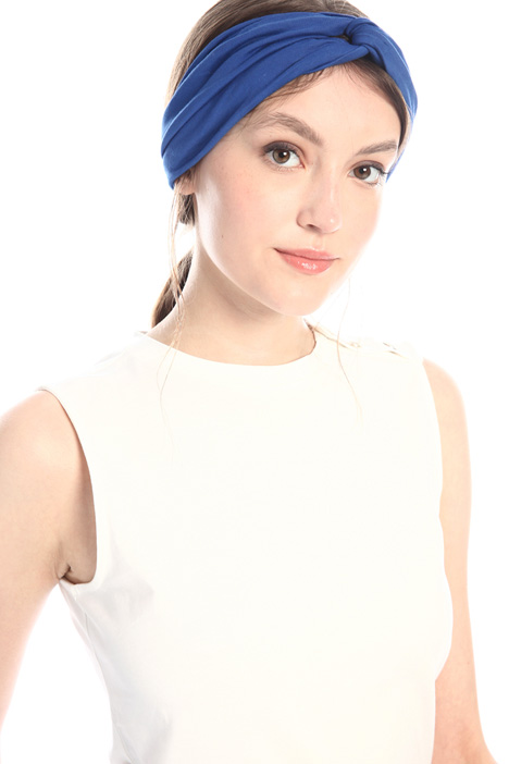 Cotton jersey headband Intrend