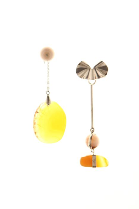 Agate drop earrings Intrend