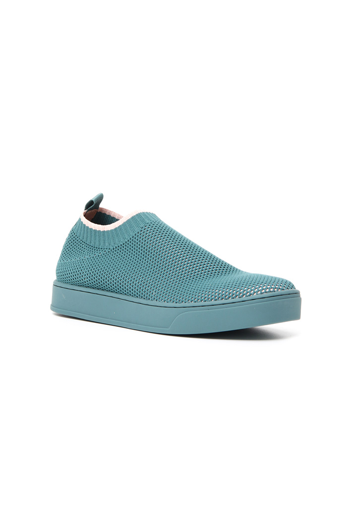 Technical knit trainers Intrend