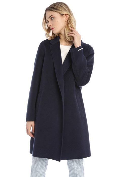 Double fabric coat Intrend