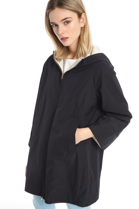 Water resistant duster coat Intrend