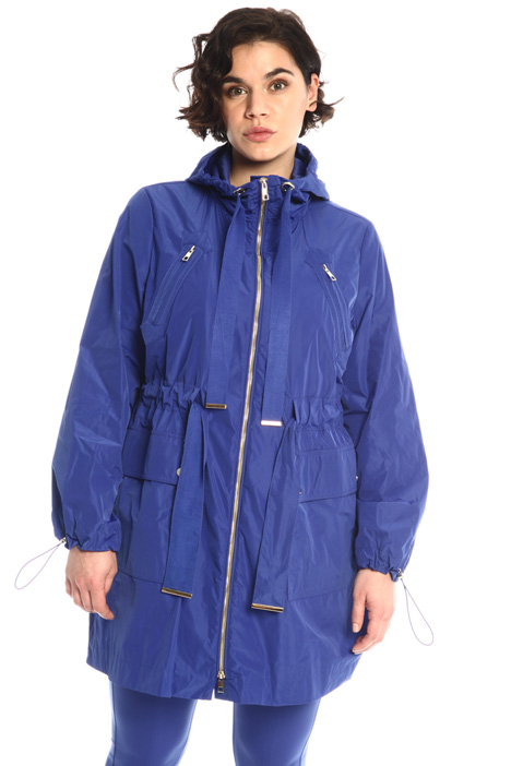 Water-resistant taffeta parka Intrend