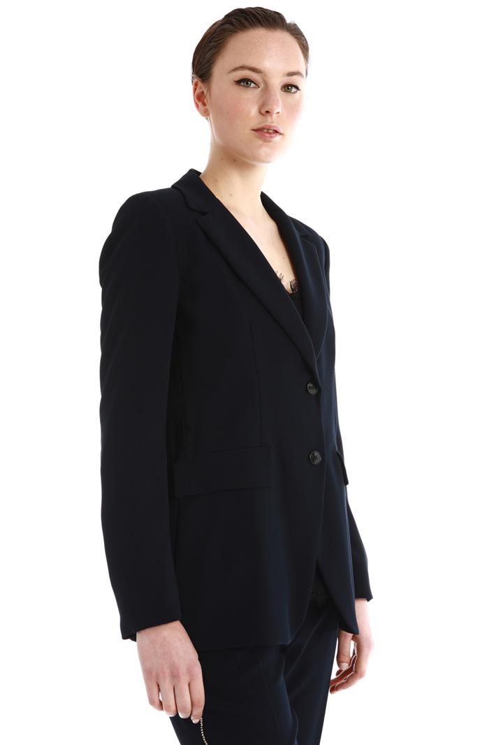 Rhinestone-detailed suit Intrend