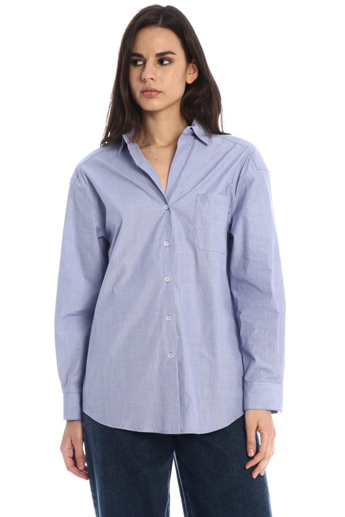 Oversized shirt Intrend