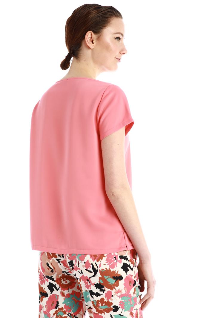 Light satin blouse Intrend