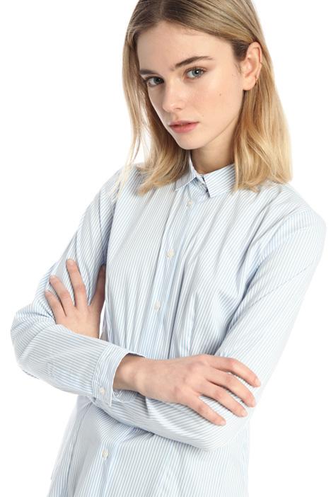 Slim fit poplin shirt Intrend