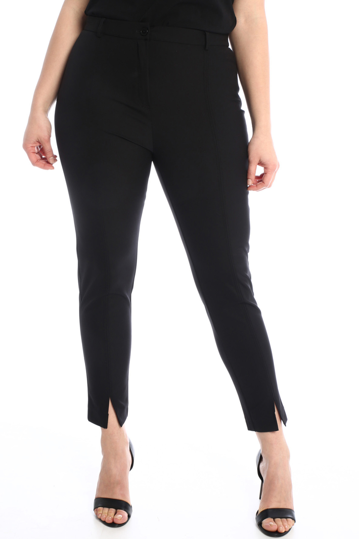 Tech gabardine trousers Intrend