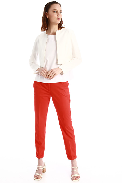 Stretch levantine trousers Intrend