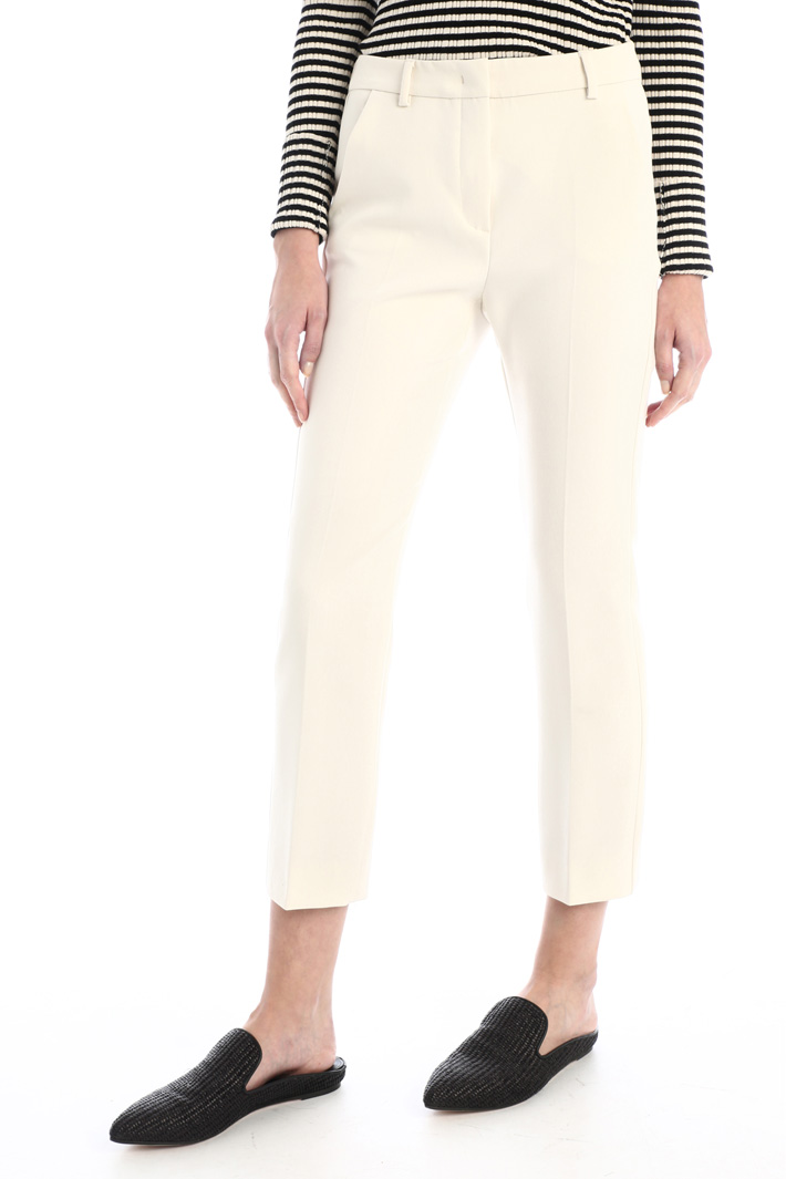 Heavy canvas trousers Intrend