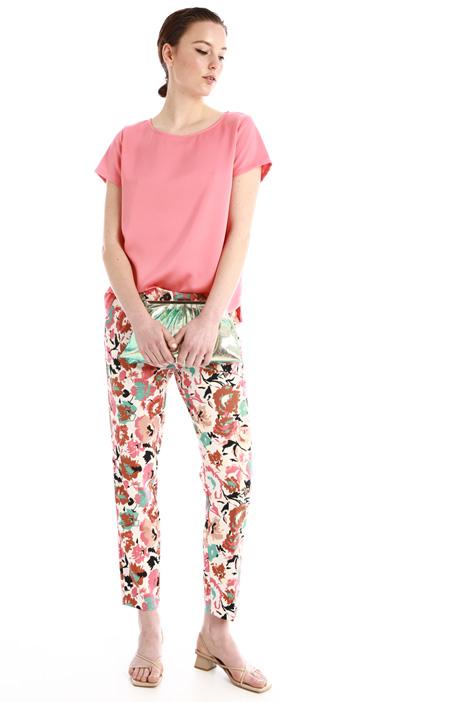 Fancy print trousers Intrend