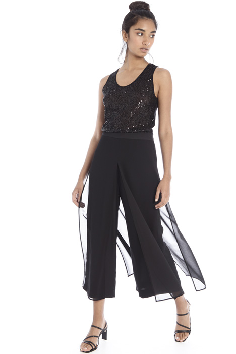 Crop trousers Intrend
