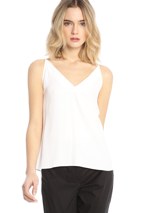 V-neck top Intrend