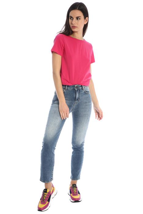 Jeans stretch a linea dritta Intrend