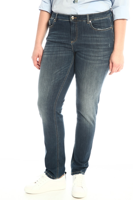 Stretch denim jeans  Intrend