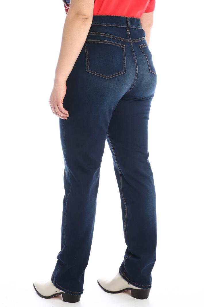 Light denim jeans Intrend