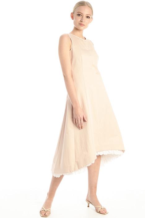 Gabardine dress Intrend