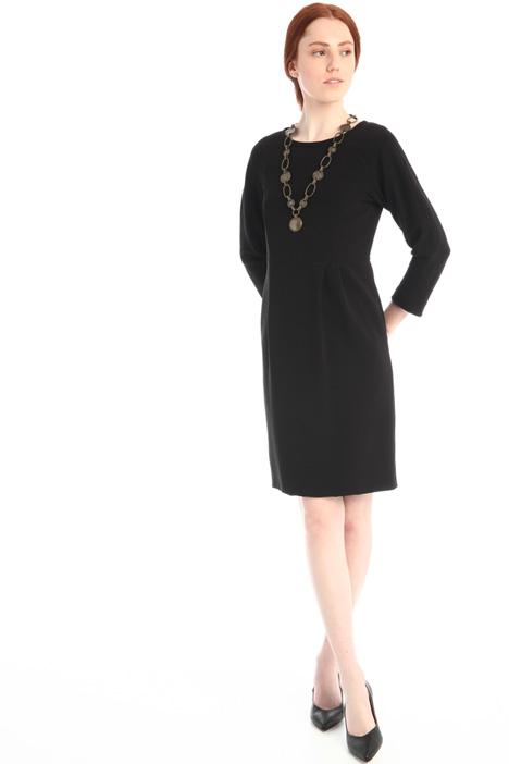 Short crepe dress Intrend