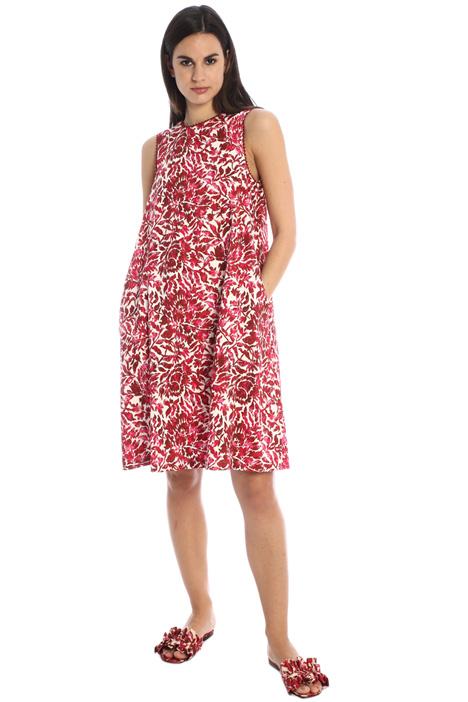 Cotton pique dress Intrend