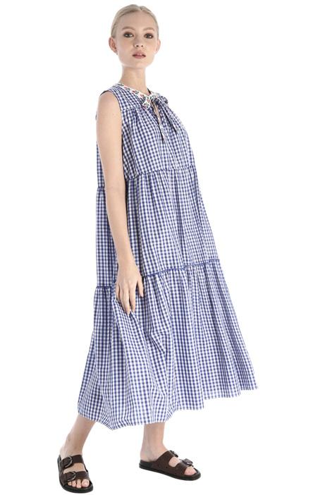 Printed sleeveless dress Intrend