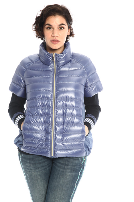 Short sleeve down jacket Intrend