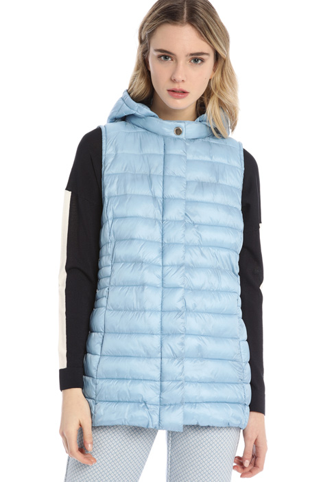 Hooded vest Intrend