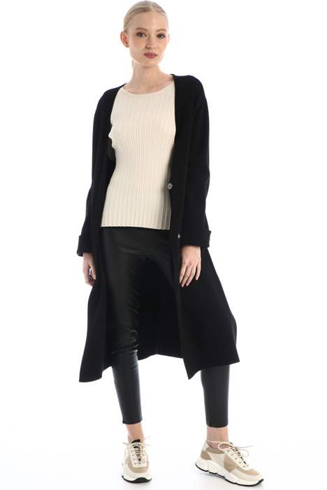 Long knit cardigan Intrend