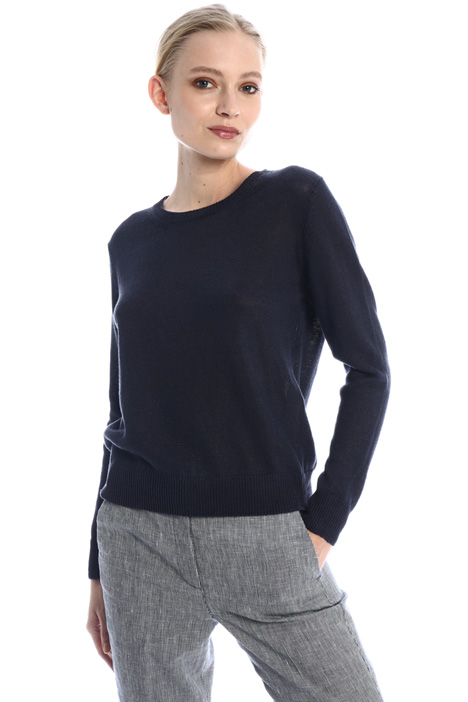 Linen sweater Intrend