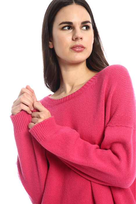 Wool and silk sweater Intrend