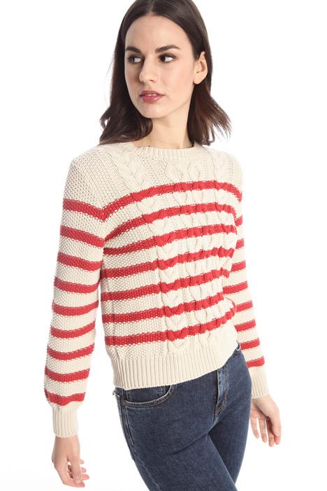 Cordonnet sweater Intrend