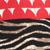 RED BLACK BEIGE
