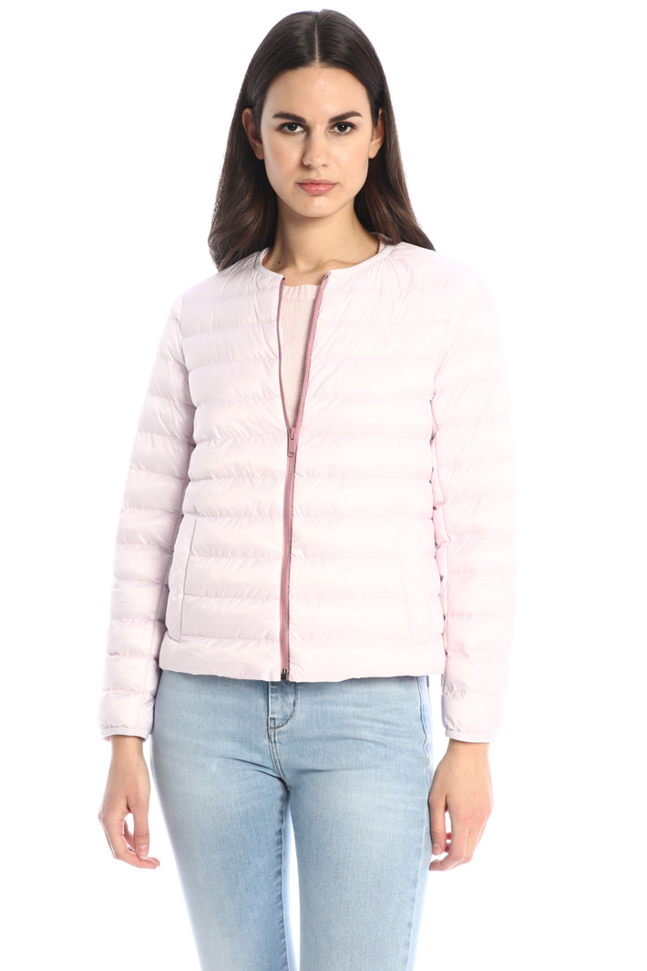Water resistant puffer jacket Intrend
