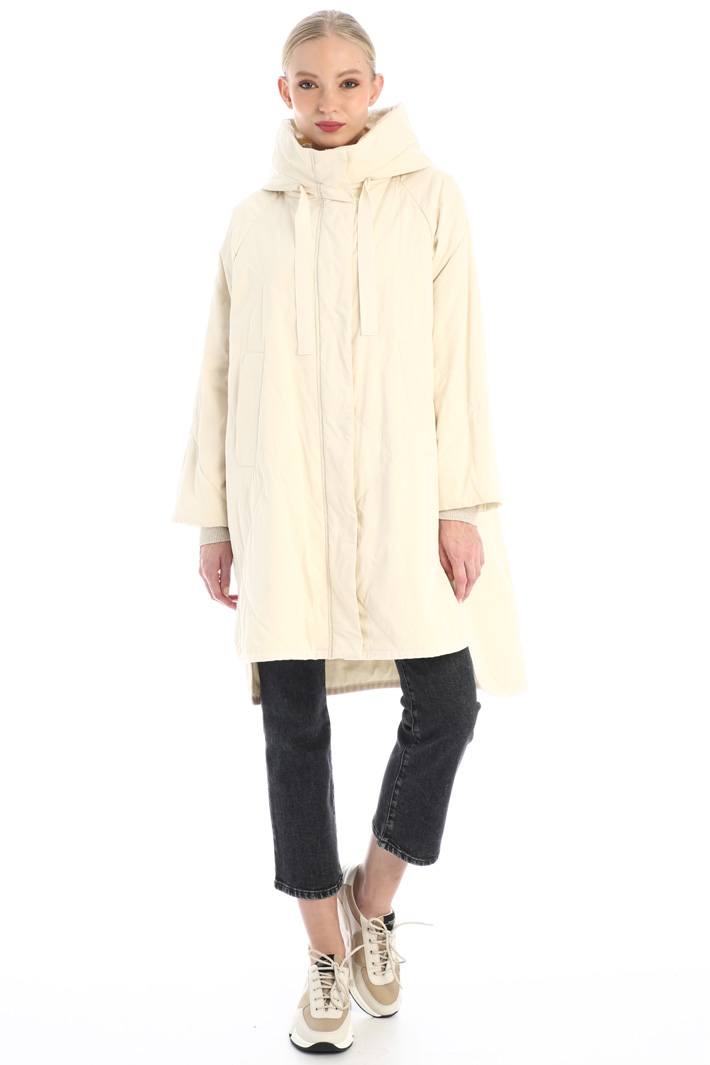 Oversized puffed jacket Intrend